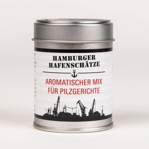 Aromatischer Gewürz-Mix für Pilze aller Art
