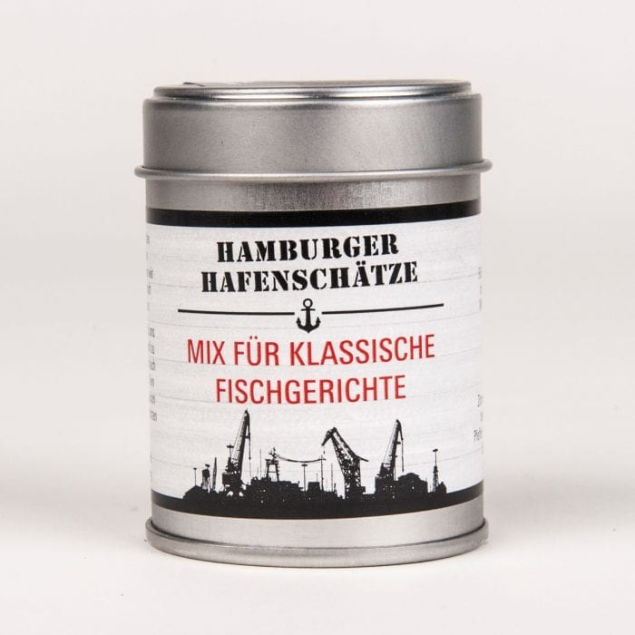 Gewürz-Mix für Fisch und Fischgerichte